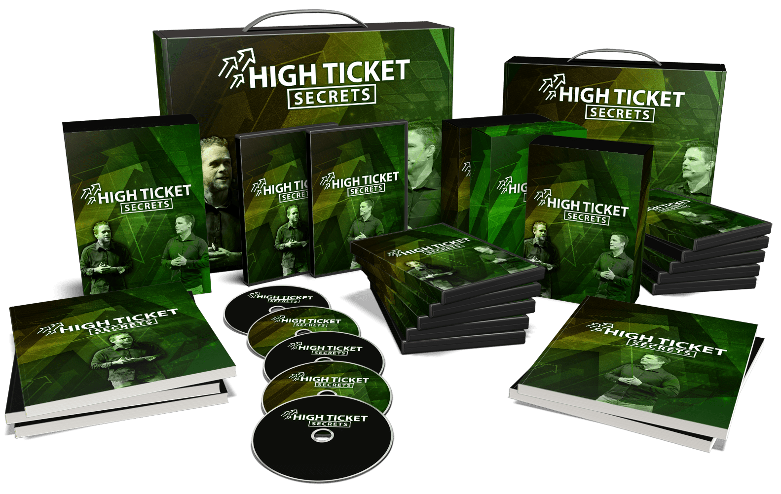 High Ticket Secrets Masterclass